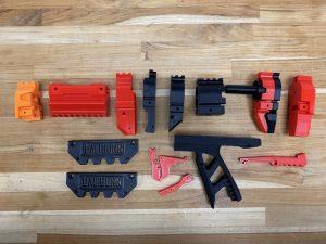 Printed Parts Kits